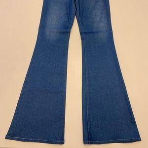 Ag Adriano Goldschmied Jeans - AG Adriano Goldschmied 'The Janis' High Rise Flare